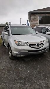 *** ACURA MDX *** 4X4 *** 7 PASSAGERS *** BLEUTHOOT ***