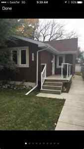 Lease take over! Cute small house! with garage! Regina Regina Area image 1