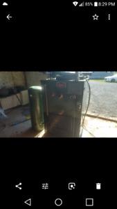 Kerr titan wood boiler