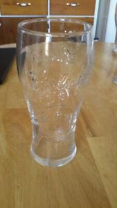 beau verre à bière Grolsch pint pinte