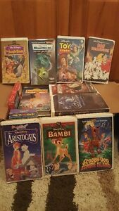 VHS Children's Movie Collection (35 movies) *Make an offer*