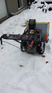 Bolens Snowblower 8hp Model 826