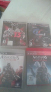 Ps3 games and controller with charger