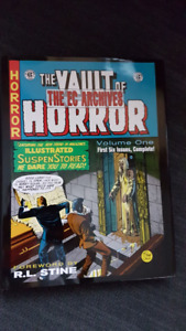 The EC Archives / Vault of Horror Volume 1 Issues 1-6 2007