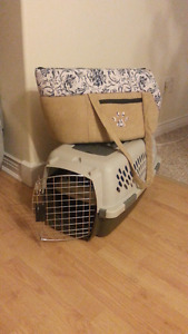 Pet carriers.
