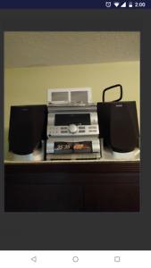 Sony rx33 stereo system
