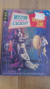 Mystery Comics Digest - The Twilight Zone , NO.6.- Aug 1972