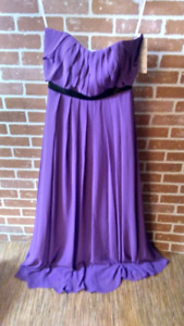 Bridesmaid dresses womens size 8