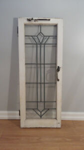 Wooden vintage antique window #3