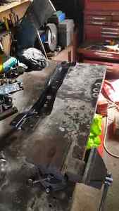 08 ford ranger parts, low km and like new
