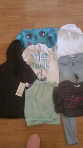 Girls clothes bundle size8-10