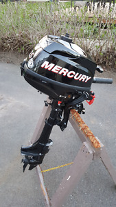 moteur hors bord 2.5hp 4 temps Mercury