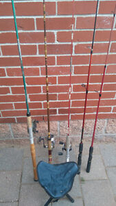 rods for fishing