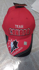 TEAM CANAD hockey hat brand new
