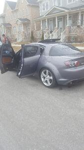 2006 Mazda RX-8 Sedan