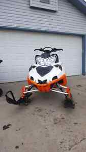Arctic cat M8 Turbo!