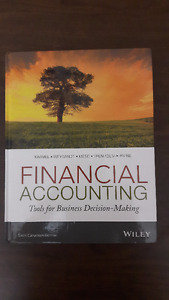Financial Accounting - Tools for Business Decision - Making