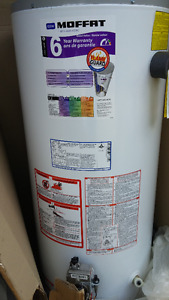 NEW***40 GAL GAS HOT WATER TANK