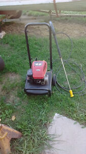 Gas Power Washer 2200 Psi