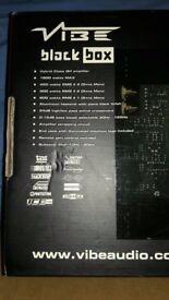 Monoblock Amp 1800W (OPEN BOX NEW) 1 CH Vibe Black Edition