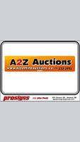 A2Z Online Auctions Apr 19 -26