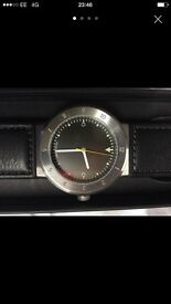 Rare vw men's wrist watch