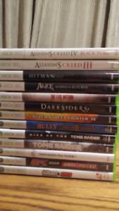 Xbox 360 games $5 each