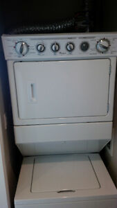 Whirlpool Stacked Washer and Dryer PRICE REDUCED
