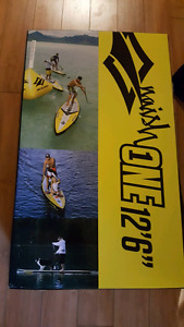 Naish One - Inflatable Stand Up Paddle #1 SUP standuppaddle