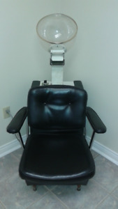 Hair Salon Dryer Chair