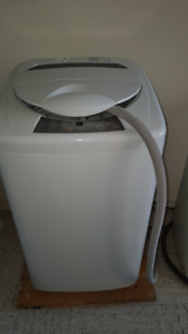 Haeir HLP23E washing machine-1.46 Cu. Ft. Capacity