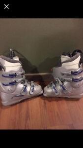 Bottes de ski Salomon gr. 7