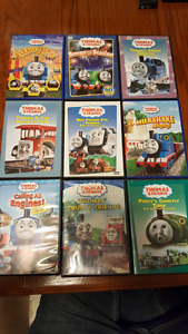 Thomas tank engine dvds