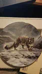 """""""Fleeting Encounter""""  Magnificent Cats W.S George Plate 1991 Kitchener / Waterloo Kitchener Area image 1"""