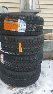 FOUR 205 55 16 SET OF BRAND NEW WINTER TIRES
