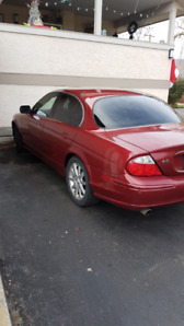 2002 Jaguar S type 4 dr