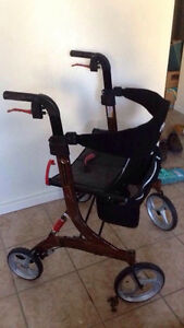 """""""For Sale Fortress 1700 Dt Scooter and Nitro Rollator Walker!!"""