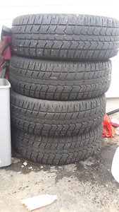 Selling 2 sets of tires for 250!!!