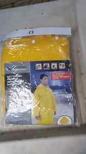 Rain Gear two available