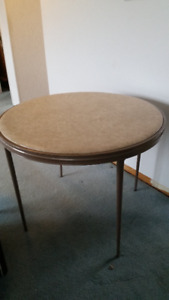 Vintage Card Table / Gaming Table