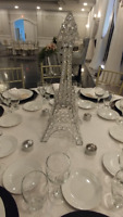 Wedding Décor-Centrepieces- Party Rental