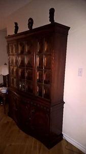 3 pieces, all natural antique furniture
