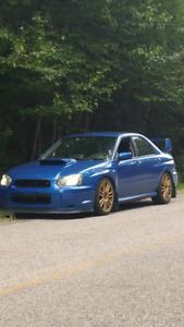 Subaru wrx sti 2004 2005