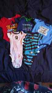 Baby boy clothes sizes vary newborn - 3 Kingston Kingston Area image 3
