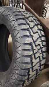 NEW RUGGED TERRAIN TIRES!! 35X12.50R20 - FREE INSTALL!!