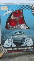 Euro tail light  Ford Focus 4 door 2000