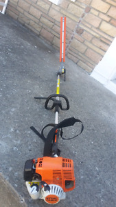 Taille Haie STIHL FS90R Tete Ajustable 0 - 135 Hedge Trimmer