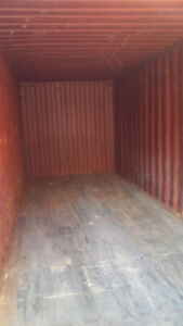20' & 40' SHIPPING CONTAINERS FOR SALE !!