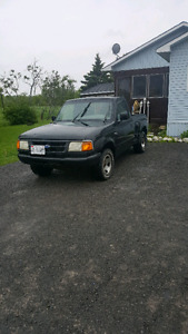 1997 ranger 2wd as is NEED GONE