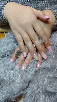 Pose d ongles ou Pédicure   25$